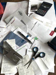 Financiële rompslomp bij een uitvaart